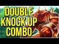Alistar Double Knock up Combo Guide Support School League of Legends