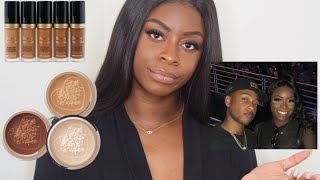 BRUH! TOO FACED SETTING POWDER & SCULPTING CONCEALER REVIEW!