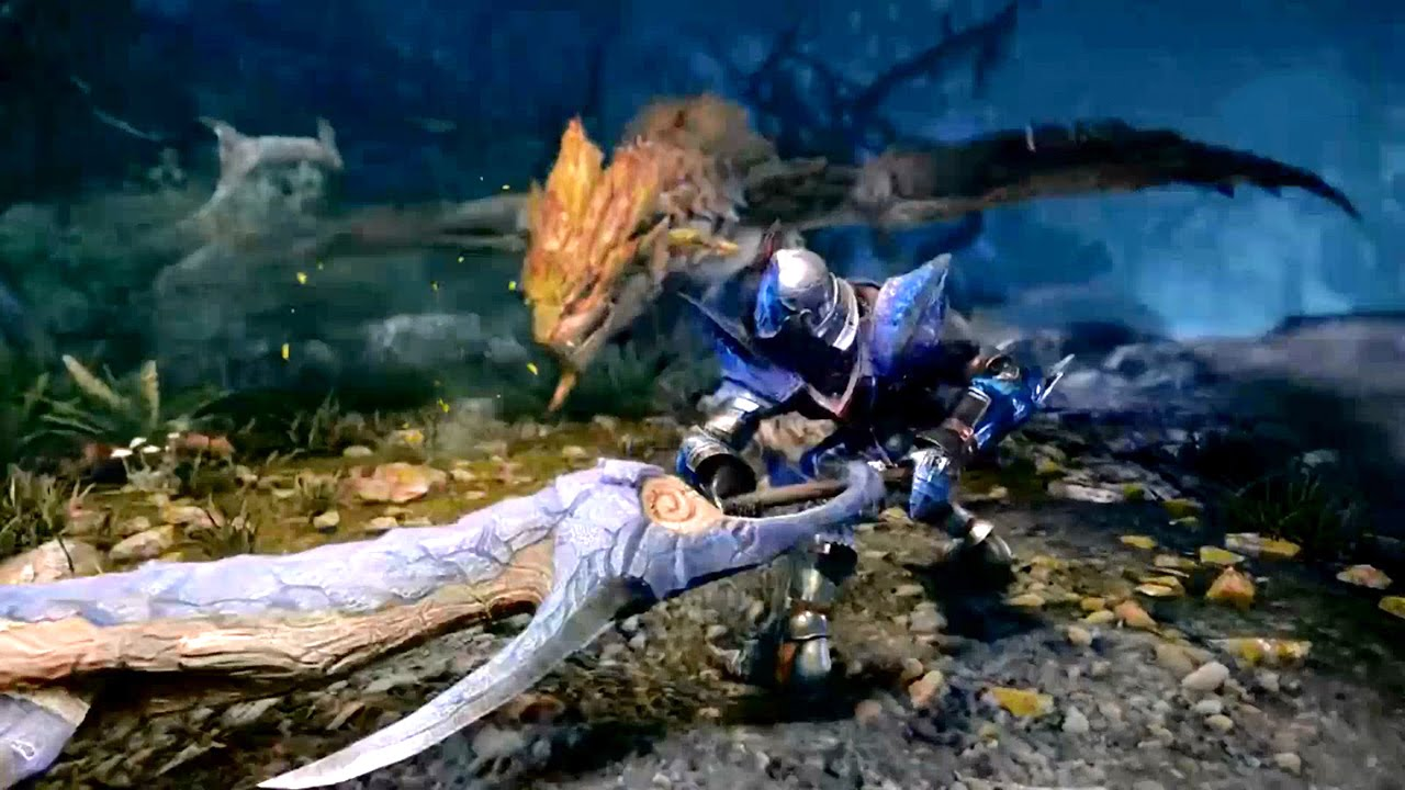Monster Hunter Online đang thu hút game thủ toàn cầu