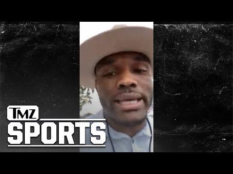 Kamaru Usman Walked Us Through Exactly What Went Down With Masvidal | TMZ Sports