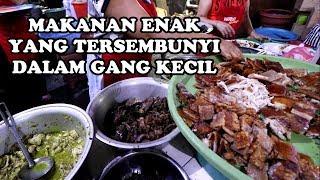 MAKANAN PALING ENAK YANG PERNAH GW MAKAN DI BALI!!! TERSEMBUNYI DALAM GANG (NON-HALAL)