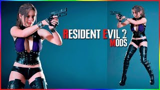 Resident Evil 2 Claire Bicker Mod