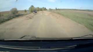 Трасса Р169. Скрябино - Медведок - Аркуль. Май 2012, ч. 1