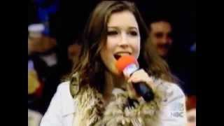 Beat of Your Heart - Hayley Westenra - Macy's Thanksgiving Parade 2004