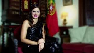 Miss World 2014 Contestant Introduction- Zita Margarida Reis Oliveira from Portugal