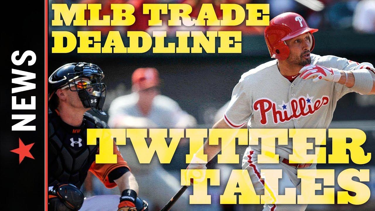 MLB Trade Deadline: Xfinity Twitter Tales thumbnail