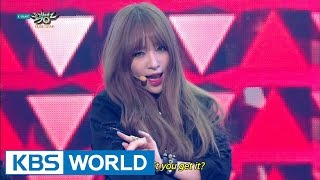 EXID - AH YEAH (아예) [Music Bank COMEBACK / 2015.04.17]