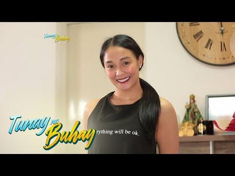 [GMA]  Tunay na Buhay: Lovely Abella, isa na ring certified fitness instructor!