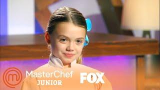 Avery Has A Perfect Steak | Season 6 Ep. 15 | MASTERCHEF JUNIOR - Video Youtube