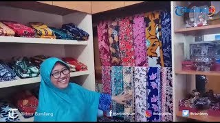 Mengenal Kerajinan Batik di Kota Tegal