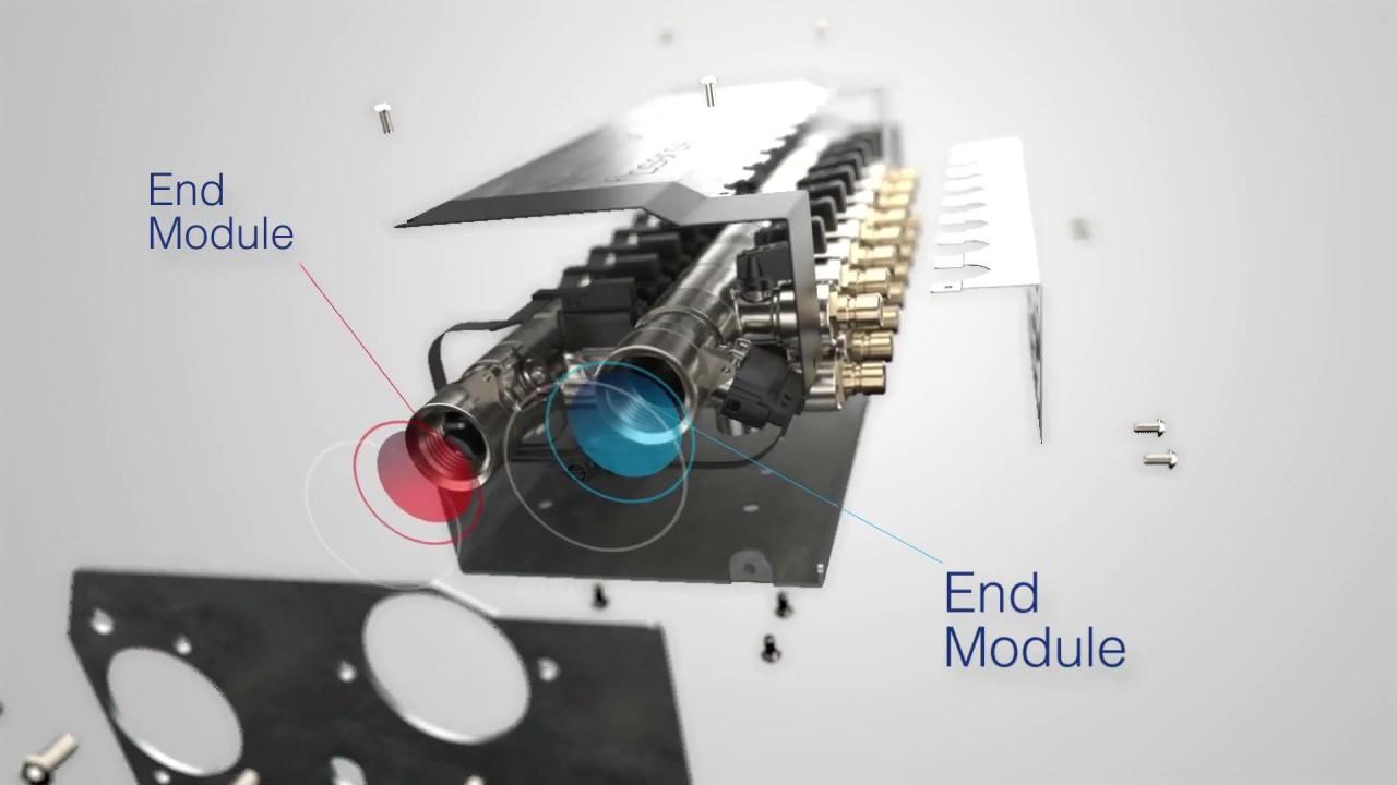 video du produit Régulateur de débit digital Flosense 4.0