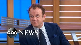 John C. Reilly On What Step Brothers Quote He Cant Get Away From