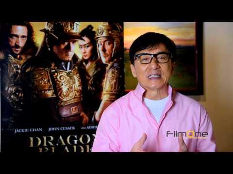 Jackie Chan Speaks in Pidgin, Yoruba, Igbo and Hausa | Africa, Nigeria, Filmone Distribution