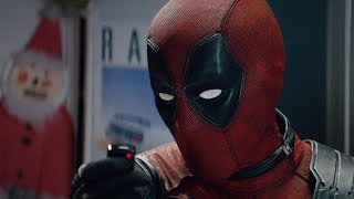 "VIDEO: ONCE UPON A DEADPOOL – ""Bleeping Yourself"" Clip"