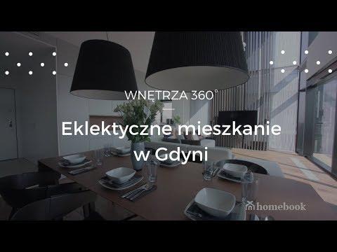 Eklektyczne mieszkanie w Gdyni 💙
