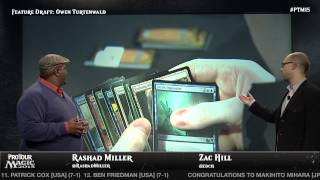 Pro tour Magic 2015: Feature Draft - Owen Turtenwald