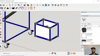 How to make a component with SketchUp | Flexpipe