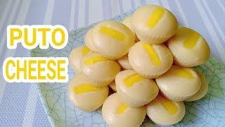 How To Make Puto Recipe I Puto Cheese Recipe I Filipino Steam Cake