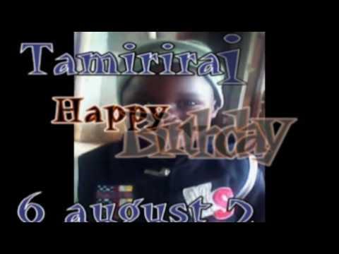 Tamiriraishe Macheyo birthday party 6 August 2010
