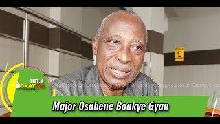 Ofosu Ampofo's Invitation Is Politically Motivated And Nonsensical   Osahene Boakye Gyan