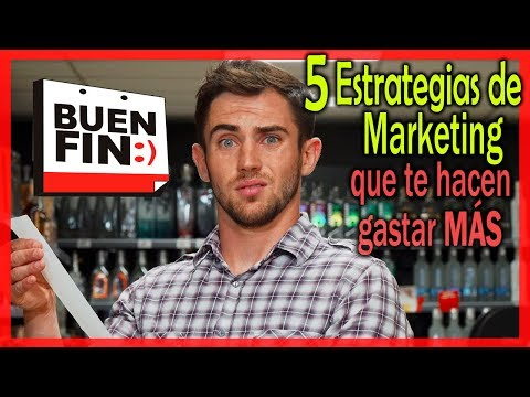 El BUEN FIN 2019  5 trucos de las tiendas para que gastes MÁS 😮