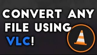 How To Convert Video File Using  VLC Media Player | Webm to Mp4   MP4, FLV, MPG, TS, Webm, Ogg
