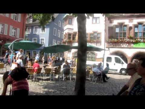 фрайбург столица Шварцвальда