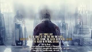 Imagine Dragons - Believer, Lyrics Video (tradus Romana)