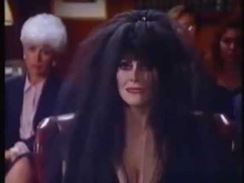 Elvira: Mistress of the Dark trailer (1988)
