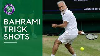 Mansour Bahrami - Best Wimbledon Trick Shots