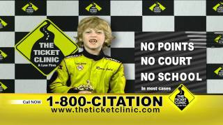 The Ticket Clinic – Cutest Law Firm Ad Ever