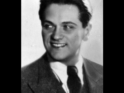 Eugeniusz Bodo - Mój świat się zaczął dziś 1935 r.