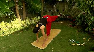 Yoga with Ira Trivedi - Yoga for the strength of mind - Download this Video in MP3, M4A, WEBM, MP4, 3GP