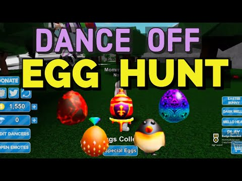 Download Giant Dance Off Simulator Egg Hunt
