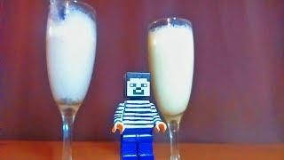 ДАЖЕ НУБ СДЕЛАЕТ ТАКОЙ МОЛОЧНЫЙ КОКТЕЙЛЬ! Как сделать банановый молочный коктейль? НГ Стив DIY дома