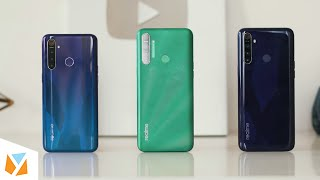 Realme 5i vs Realme 5 vs Realme 5 Pro: Which one to buy?