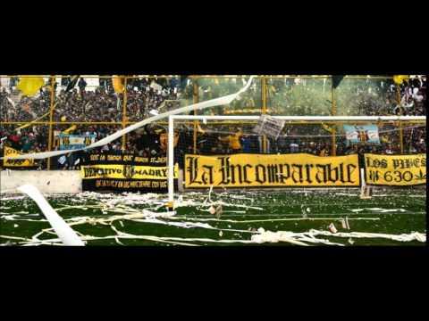 """""""Los Dragones-De La Cabeza-Deportivo madryn"""" Barra: La Incomparable • Club: Deportivo Madryn"""