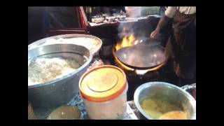 preview picture of video 'Indian Street Food : Kung Fu Master Chef'