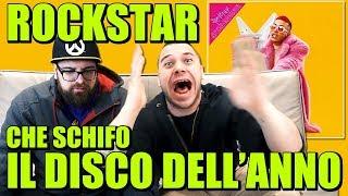 SFERA EBBASTA   ROCKSTAR ( Il Disco Dell'anno )   REACTION   ARCADE BOYZ