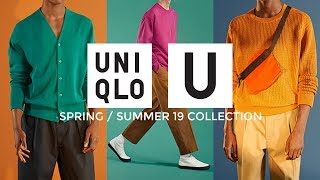 Uniqlo U Spring/Summer 19 Collection | Try-On Haul | What Did I Pick Up?
