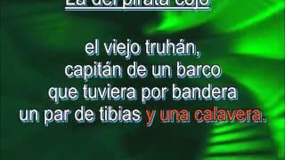 "Video thumbnail of ""La del pirata cojo de Joaquín Sabina"""