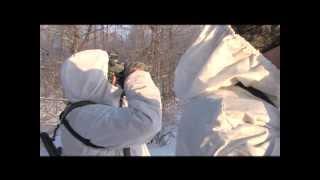 Смотреть онлайн Правильная охота зимой на лису и тетерева