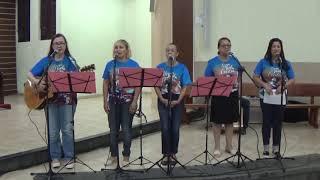Canto de Santo e Cordeiro - Missa do 4º Domingo da Quaresma (31.03.2019)