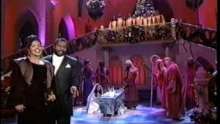 BeBe & CeCe Winans - THE FIRST NOEL (1993 TV Special)