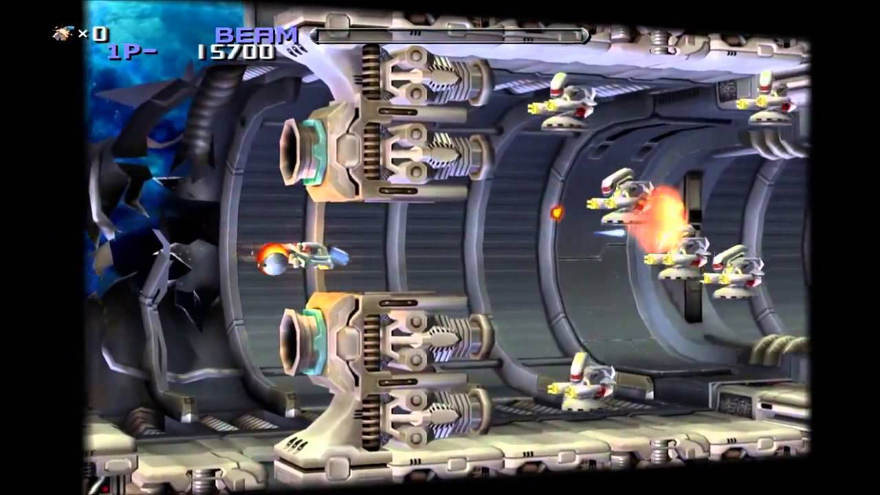 R-Type Dimensions schießt sich nächsten Monat auf PS3