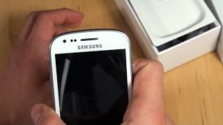 Samsung Galaxy S3 mini - Erster Eindruck - Teil 1