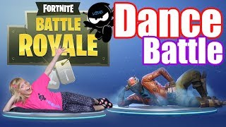 FORTNITE Dance Challenge! IN REAL LIFE | NINJA KIDZ TV