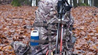 #9 Mein neuer Rucksack 45L-90L / Decatlon Rucksack Solognac