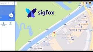 SIFOX GEO Location - Google Maps URL in email
