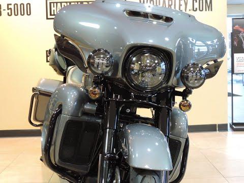 2021 Harley-Davidson® HD Touring FLHTK Ultra Limited – Black Option